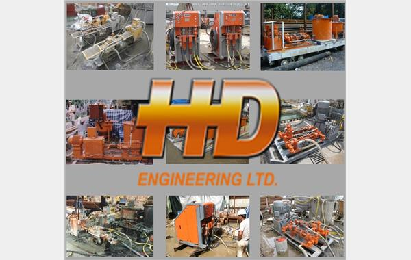 HD Engineering Drilling & Grouting Equipment (HS2)